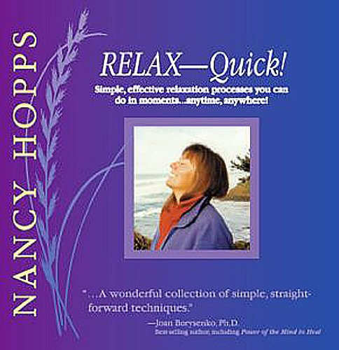 RELAX QUICK Effective Relaxation Meditation Affirmations product image