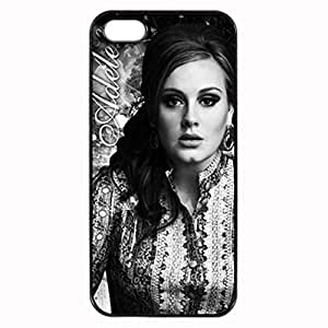 Tony Diy Adele iPhone 5 & 5s case cover Hard blazing Durable case cover kxl58Kl75QV Skin ss for of Iphone 5 5S case cover &hong hong customize