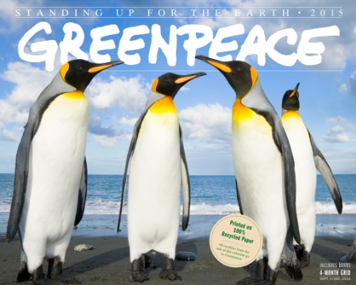 !B.E.S.T Greenpeace: Standing Up For The Earth 2015 Wall Calendar [K.I.N.D.L.E]