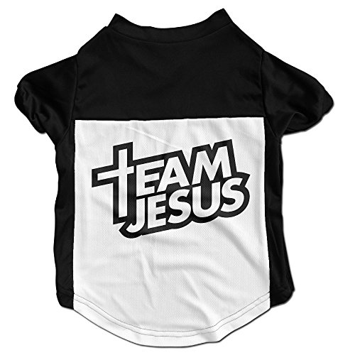 Sodal Team Jesus Black Puppies And Dog Tank Top Size (Facebook Dog Tank)