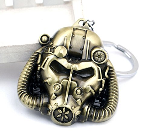 Broze-Key-Ring-for-PS4-Game-Fallout-4-Sign-Logo-Alloy-Keychain-Pendant-Replacement