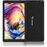 Yuntab D102 10.1 inch Android 6.0 Tablet PC Allwinner A33 Quad Core 1GB/8GB 1024 x 600 TFT LCD 5500 mAh Dual Camera WIFI (Black)