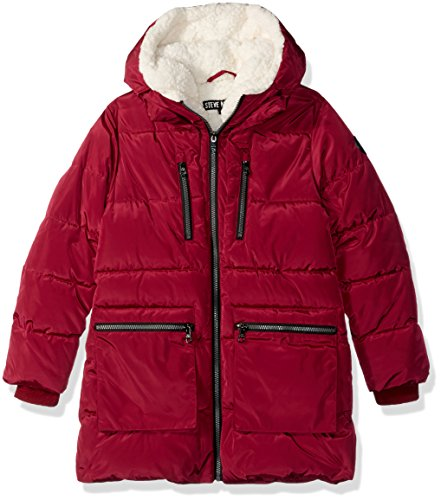 a1038 More Girls beet Jacket Available Jacket Steve Bubble Red Madden Styles Long Bubble TI1wRxvqnp