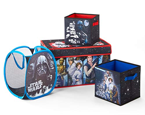 Star Wars 4 Piece Storage Set