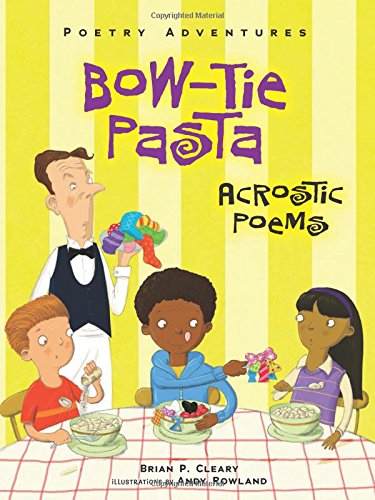 Poetry Picture Books For Kids
