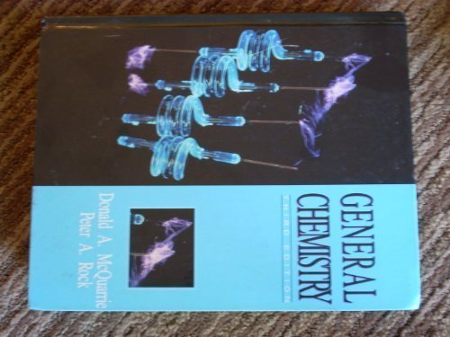 General Chemistry, Third Edition