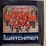 THE WATCHMEN BEST OF vinyl record