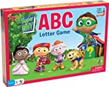super why alphabet - Super Why ABC Letter Game