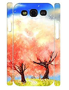 Artistic Individualized Classic Oil Painting Series Dust Protection Phone Case for Samsung Galaxy S3 I9300