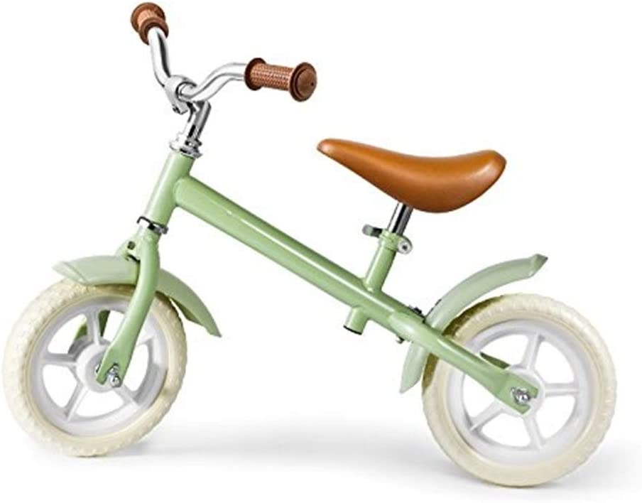 Fsiou Scooter Equilibrio Infantil Automóvil Deslizamiento Deslizamiento Bicicleta Aprendizaje Conducir Scootering Yo No Pedal Dos Rondas Scooter: Amazon.es: Hogar