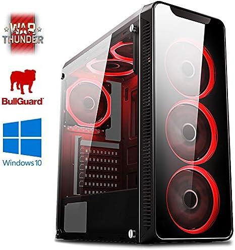 Vibox Kaleidos SA4-71 Gaming PC Ordenador de sobremesa con 2 ...