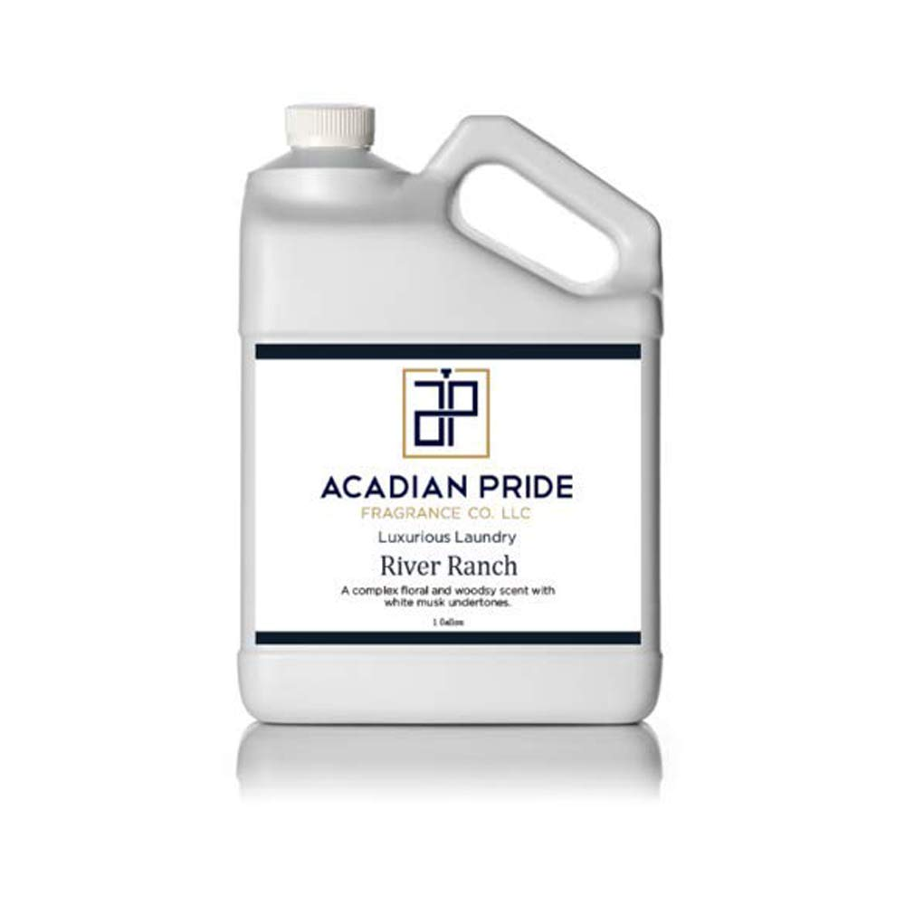 Acadian Pride Fragrance Wash - Pick Your Scent - 1 Quart- (River Ranch)