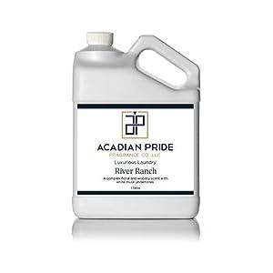 Acadian Pride Fragrance Wash - Pick Your Scent - 1 Quart- (River Ranch)
