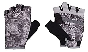 RunLites Gloves-Artisan Black-Patented & USB Rechargeable LED Lights for Running, Dog Walking, Camping & Hiking -1 unit per hand provides hi powered bright light for night safety.