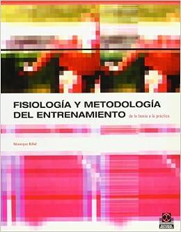 Resultado de imagen para fisiologia y metodologia del entrenamiento pdf