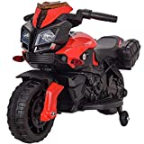 Rip-X'My First' Kids Motorbike Electric 6V Ride On Toy - Suitable For 3 to 5 Years - Choice of Colours (Red)