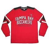 Mens Athletic Pullover Sweatshirt: TB BUCCANEERS
