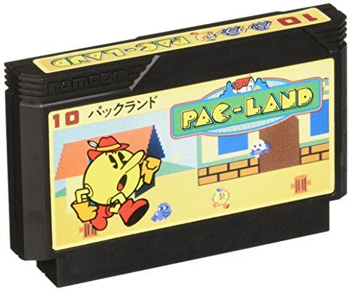 Pac-Land, Famicom (Japanese NES Import) Konami by Namcot