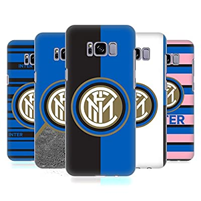 Official Inter Milan 2017/18 Crest Hard Back Case for Samsung Galaxy S8