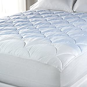 sealy posturepedic outlast cool touch mattress pad perfect for summer cal king. Black Bedroom Furniture Sets. Home Design Ideas