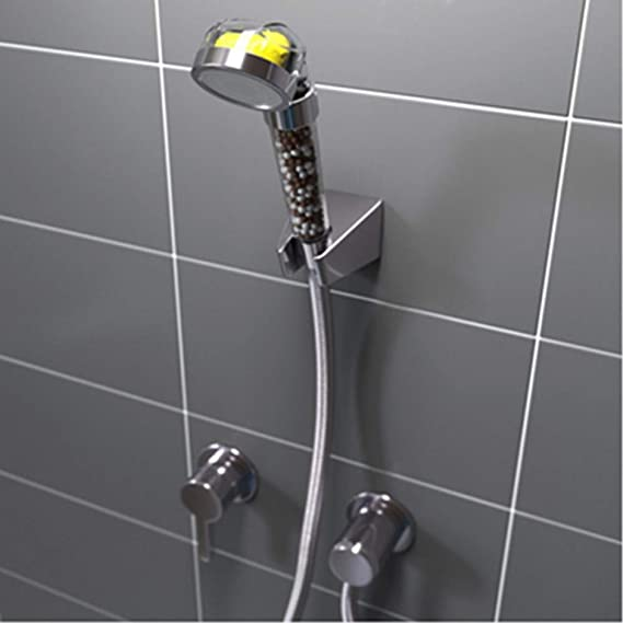 KangHS Alcachofa Ducha Spa Filtro de agua a alta presión Cabezal ...
