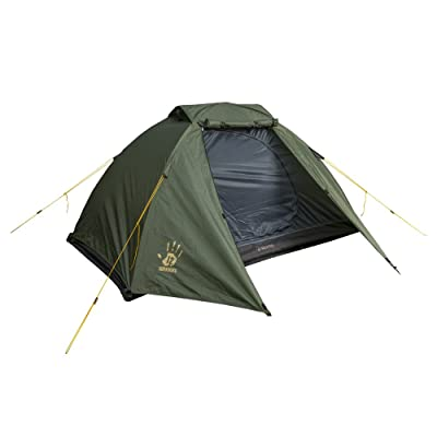 12Survivors Bague featu Homme A Removable Rain Fly and Two vestibules for Gear Storage, The Free Standing Shire 2P Tente Offers Superior Protection and Convenience to make your Next Outdoor Adventure à Experience