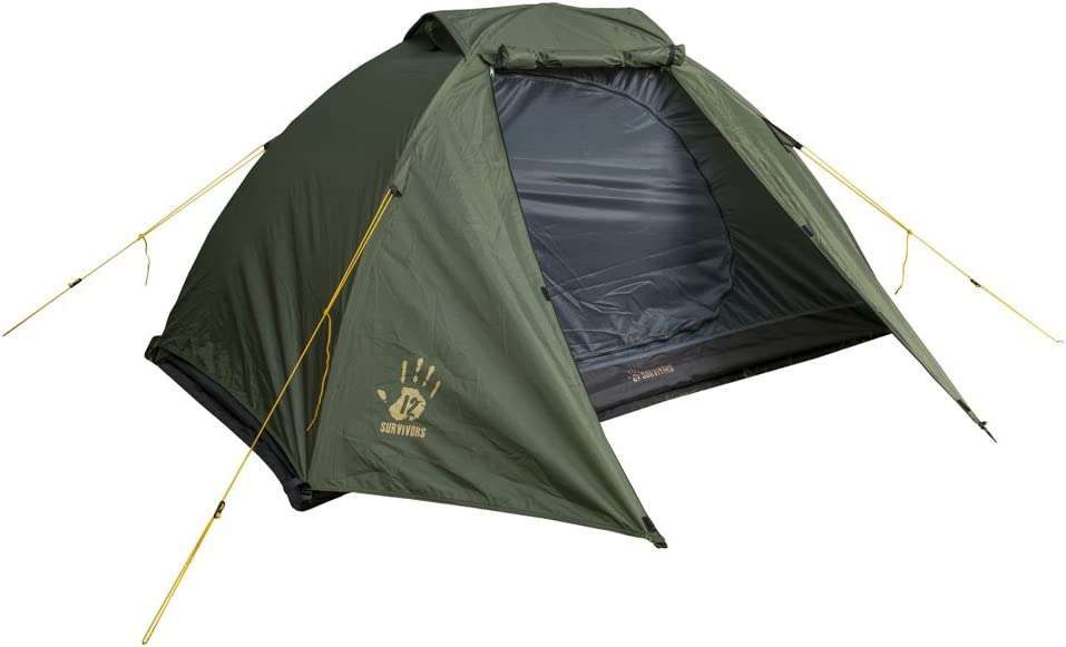 12 Survivors Shire Tent, Green