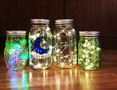 Sun Jar Led Light