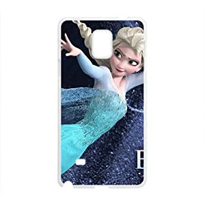 Happy Magic Elsa Design Best Seller High Quality Phone Case For Samsung Galacxy Note 4