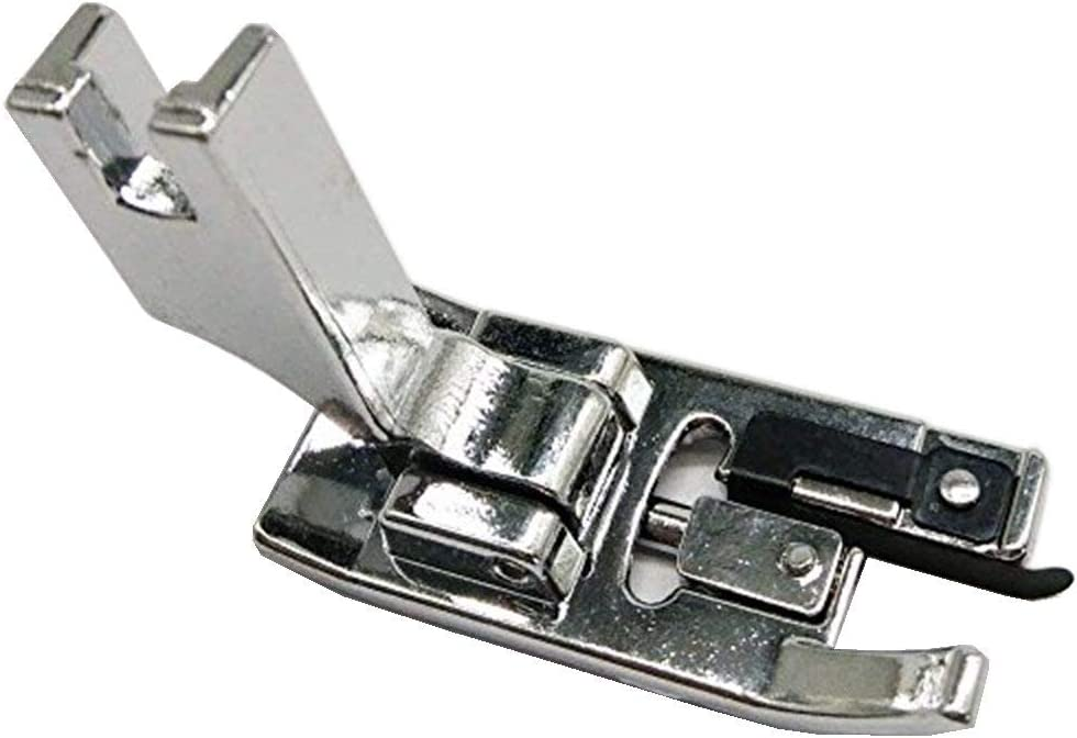 Pie de sobrehilado YICBOR para máquina de coser doméstica, pie de ...
