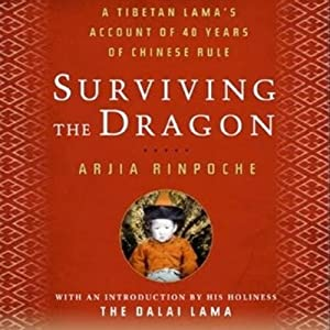 Surviving the Dragon Audiobook