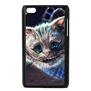 Alice in Wonderland Apple iPod Touch 4 Perfect Design TPU Case Cover Protector Bumper