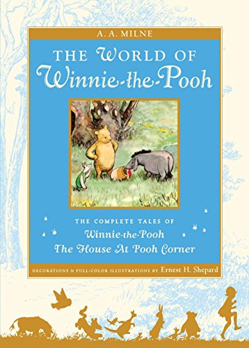 The World of Pooh: The Complete Winnie-the-Pooh and The House at Pooh -