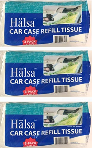 Tempo Auto Visor Tissue