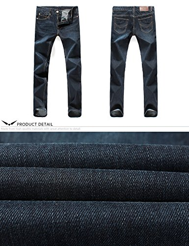 8003 nbsp;x amp;hunter 29 8003 nostalgia Colore Scuro regular Blue Taglio Taglia X nbsp;w 29 nbsp;jeans Demon Dh8002 Per nbsp;– Dritto Uomo Blu Pqgwgd