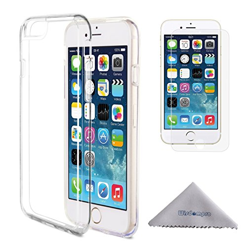 iPhone Wisdompro Crystal Bumper Protective product image