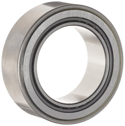 INA PNA25/47 Needle Roller Bearing, With Inner Ring, Self Aligning, Precision, Steel Cage, Open End, Metric, 25mm ID, 47mm OD, 20mm Width, 9000rpm Maximum Rotational Speed (Self Bearing Roller Aligning)