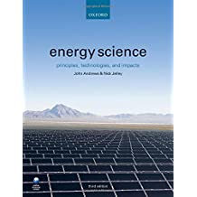 Energy Science: Principles, Technologies, and Impacts