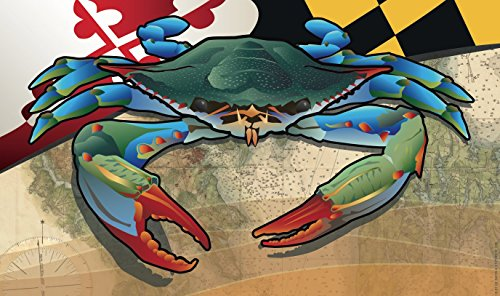 Maryland-Blue-Crab-Door-Mat-by-Joe-Barsin-30x18