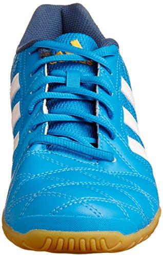 Adidas–ff Supersala–m19970–Schuhe–Herren Mehrfarbig White/Blue/Orange Size 9 mehrfarbig - Blau / Weiß