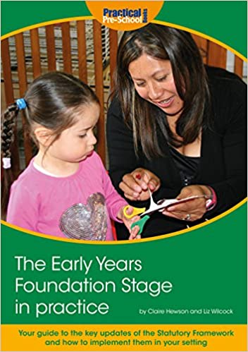 Image result for early years foundation stage in practice hewson