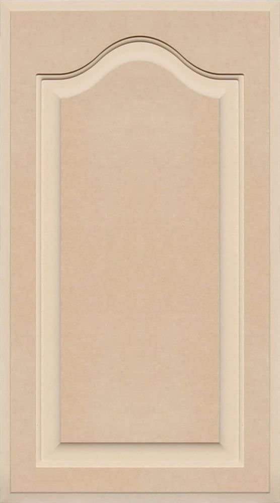 29 High x 15 Wide Unfinished Arch Top Cabinet Door in MDF by Kendor