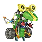 Extpro 105 Pcs Robotic Motorized DIY Assemble Educational Science DIY Robot Kit Toy for Kids Children over 6 Years