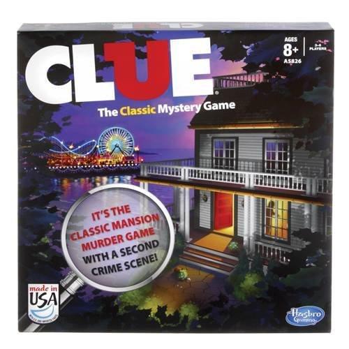 Clue Game  Amazon Exclusive