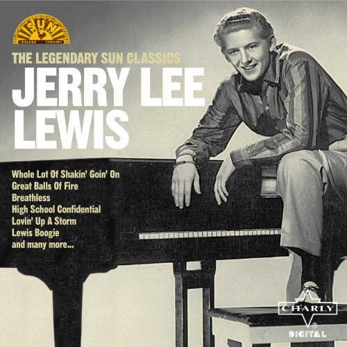 Amazon.com: The Legendary Sun Classics: Jerry Lee Lewis