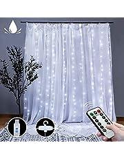 LT Curtain String Lights