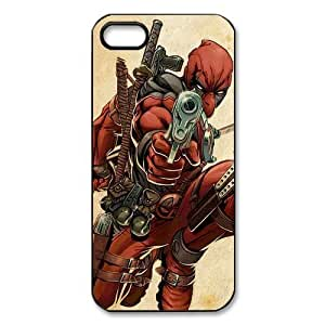 Superhero Deadpool Custom Printed Design Durable Case Cover for iPhone 6 4.7