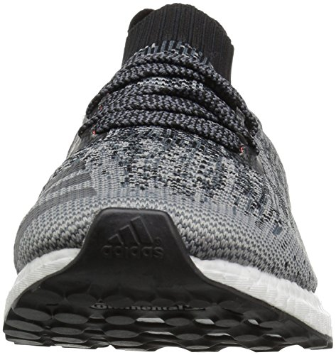 adidas Performance Mens Ultraboost Uncaged M Running Shoe Black/Solid Grey/Metallic Gold 5rimTj7