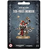 Warhammer 40K Games Workshop Astra Militarum Tech-Priest Enginseer