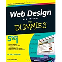 Web Design All-in-One For Dummies by Sue Jenkins (2009-05-11)